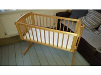 Mothercare Baby Crib with mattress!