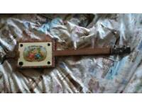 Nineboys cigar box guitar