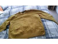 (Both for £6) mens Hammond & Co size xl jumpers (shrunk in wash so size so instead of xxl!)