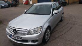 Mercedes c220 full service 10 months mot