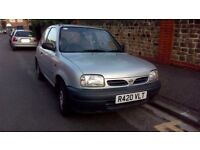 Reliable Nissan Micra - Just 53,000 Miles and Just One Previous Owner.