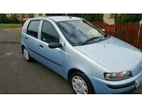 Fiat punto active 2003 *full years mot* (not corsa clio picanto fiesta focus golf astra)