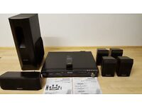 Panasonic DVD Home Theatre Sound System ( SC-PT450)