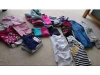 Girls clothing age 4-5