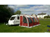 Abbey enterprise 2003,4 berth,2awnings,inspected for road worthiness,new tyres,brakes,hitch pads,ect