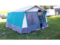 Conway trailor tent