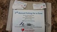 3rd annual fishing for a cure Ice Fishing Derby