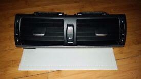 BMW X5 E70 X6 E71 Front Center Air Vent OEM A/C Heater Grill Vent
