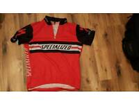 Specialized factory team cycling jersey xxl