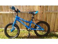 Boys Barracuda Blox Kids bike suit 3 - 6 yrs