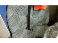 Transit minibus seats mk7