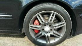 Mercedes benz amg alloys ( SWAP FOR MONOBLOCK ALLOYS) ONLY