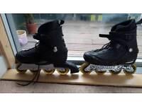 Skates 8.5 UK Salomon