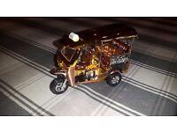 Tuk Tuk 3 wheeler car