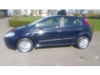✔ONLY 1.2 Fiat PUNTO Grande 5Doors LOW MiLES✔nt astra focus fiesta polo peugeot clio megane micra ka
