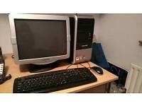 Packard bell desktop computer
