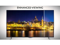 Panasonic 3D - ULTRA HD 4k 3pars of glasses SMART TV UHD 3D
