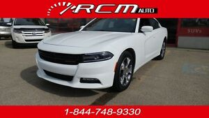 2016 Dodge Charger SXT AWD HEATED SEATS LARGE IN-DASH TOUCHSCREE