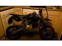 Pitbike 110cc selling as none runner