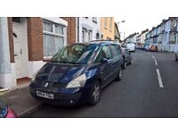Renault Espace 1.9Dci 127250 miles (in daily use) - Some Service History - New Turbo, EGR, Handbrake