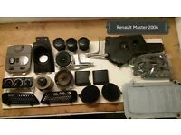 Renault Master Parts