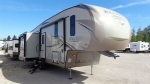 2018 Rockwood 8299BS CHAMPAGNE $54,900