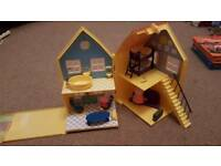 Peppa Pig House Toy