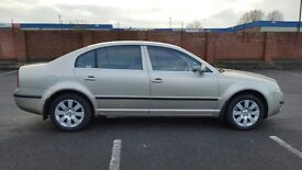Skoda Superb 1.9 TDI 130 HP 2004