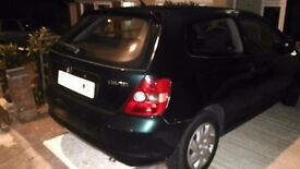 Honda Civic 1.4S (89000 miles) - NEW Clutch and Time Belt - read for more!