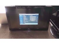 """Samsung 40"""" 1080p Full HD Freeview LCD TV £90"""