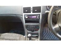 Peugeot 307 1.6 petrol