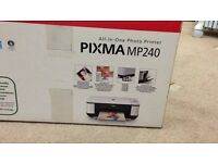 Cannon All-In-One Photo copier PIXMA MP240