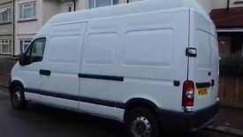 REMOVALS man with a VAN ! 20 pounds an hour !! Swift and friendly service.Call/text on 07884766196