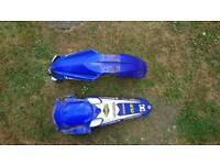 Yamaha yz 125 /250 mudguards. £25