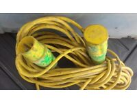 110V Extension Cable Lead 16amp 14 Metre