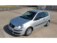 Volkswagen Polo 2007 1.2 3dr milage 26500