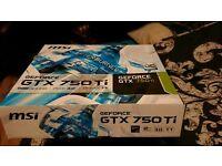 Msi gtx 750ti