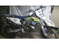 Husqvarna TE 300 Husky 2016 model low mileage