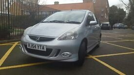 2004 Honda Jazz 1.4 Sports,Petrol,Manual,MOT June 2017,Service History,96275 Mileages