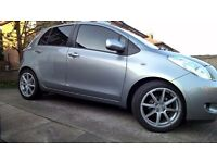 """17"""" x4 Fox Alloy Wheels with tyres for sale"""