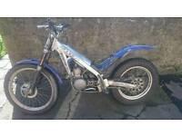 Gasgas 280 trials bike