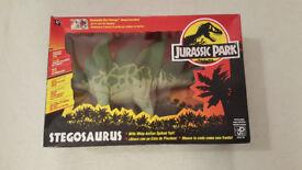 Jurassic Park Stegosaurus Kenner Toy