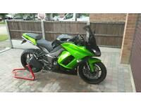 z1000sx Kawasaki - super sports tourer