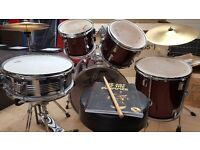 5pc stagg drum kit