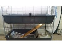 Large Guniea pig/ rabbit (large rodent) cage
