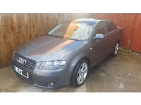 Beaking for parts audi A3 2005 2.0 TDI 140