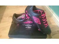 Jo harts football boots