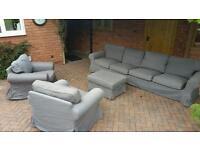 Ikea sofa combination