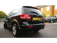 2009 2.0CRD 7 SEATER MODEL -STUNNING BLACK BEAST LOOKING CAR WITH 2 TONE INTERIOR -MULTI CHANGER