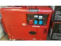 Diesel Generator 15kva silent